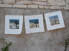 set of 3 prints February Visit by 88editions on Etsy, $888.00
