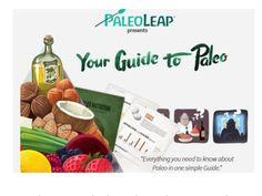 6,135 copies have been sold in 10 weeks! Get Your Guide to #Paleo NOW!