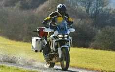 2016 Honda Africa Twin Ride Review | CRF1000L Adventure Motorcycle / Bike. Check out the first true ride review on one of the most anticipated motorcycles of 2016!