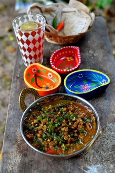 Moong Palak (Spinach and Mung Beans Curry): A delicious, cooling & nutritious curry, perfect for warm months