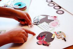 2014 Vision Boards – Creative Goal Setting with Kids
