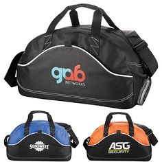 "Promotional Boomerang 18"" Duffel Bag 