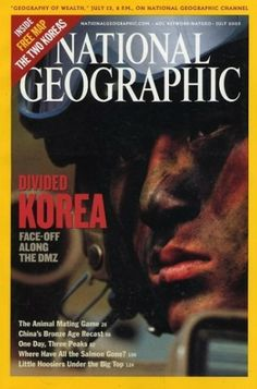 National Geographic July 2003 Issue