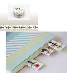 マスキングテープ mt×mina perhonen flower (フラワー)*