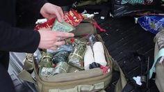 Patriot Nurse's Vehicle Gunshot & Trauma Bag!
