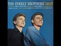THE EVERLY BROTHERS Hey Doll Baby (from LP) (Slide) RARE!