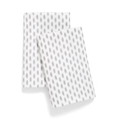 Nordstrom At Home Ikat Dot Pillowcases (115 RON) ❤ liked on Polyvore featuring home, bed & bath, bedding, bed sheets, grey griffin, grey pillow cases, geometric bedding, couple pillowcases, grey polka dot bedding and couple pillow cases