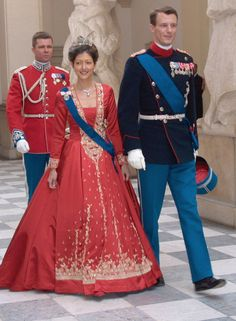 The Style of Alexandra, Countess of Frederiksborg, former Princess of Denmark