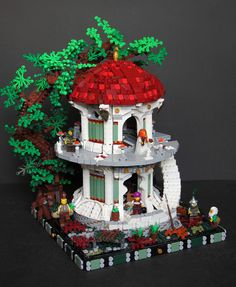 The Sanctuary of Bloodleaf Shrine - 2