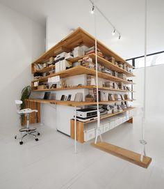 Transformando um sótão em um pequeno apartamento - limaonagua
