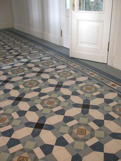 Deze vloer moet het worden: klassieke Winckelmans vloer (maar dan in warmere -taupe- kleuren)!