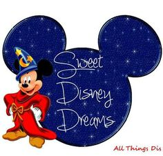 Disney Sweets Mickey