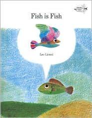 Author Showcase: Leo Lionni - No Time For Flash Cards
