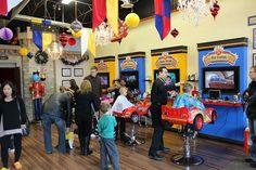 Ottawa's premier children hair salon: