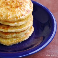 just-making-noise: Brown Rice & Millet Pancakes (Blender-style & Soaked)