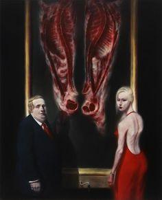 Ken Currie Art