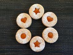 Lekváros linzer rizslisztből - Sütemények - Gluténmentes övezet - blog Cake Recipes, Vegan Recipes, Food Lists, Peach, Gluten Free, Candy, Cooking, Blog, Recipe List