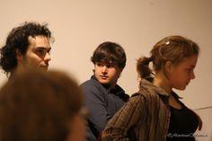 Valerio, Lola e Arnaldo