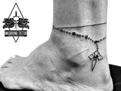 Fresh WTFDotworkTattoo Find Fresh from the Web Tornozeleira cruz de São Tiago. #inspiratintatto #love #inked #ink #inkgroundtattoo #tattoo #tattooed #tattooartist #tattooart #tattooedgirls #tattoo2me #tattoocute #dotwork #dotworktattoo #blackworkers #blackworktattoo #follow #followtattooartist #fineline #fineart inkgroundtattoo WTFDotWorkTattoo