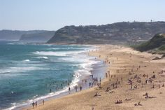 Newcastle, Australia--where I spent some of the best days of my life.
