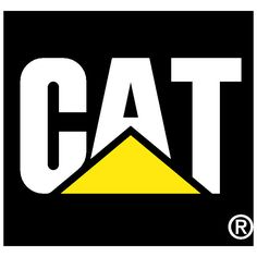 When I was younger I spent my time looking for cats whenever I saw this logo. As I grew though I came to associate it with the big yellow work machines seen at construction sites.I liked the lettering, the color pallet was simple and worked well for me.