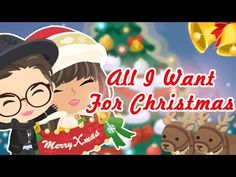All I Want For Christmas! Watch now on youtube