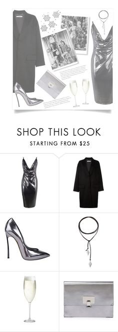 """""""1, 2, 3, 4, Everybody Dance More!!!"""" by infinite-sea ❤ liked on Polyvore featuring Boohoo, Givenchy, Casadei, Vanessa Mooney, Crate and Barrel and Proenza Schouler"""