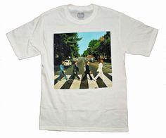 Beatles Abbey Road t-shirt.(Video Embedded) – newrockciti