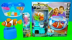 Zuru Robo Fish Toy Unboxing and Review | Kids Play O'Clock