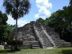 Costa Maya Ruins in Mexico - fabulous!