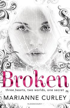 Broken by Marianne Curley (April 2014) | Avena, BK#2)