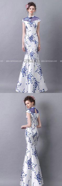 709fde284c1de Modest A-Line Square Neckling Black Cotton Long Evening Dress #CK491 $111.8  - GemGrace.com | GemGrace Occassion Wear | Evening dresses, Dresses, ...