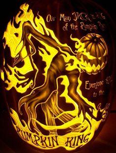 Hail to the Pumpkin King