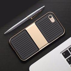 Hard Shell Suitcase iPhone 7 & 7 Plus Case #Case, #Elegant, #IPhone, #Protect