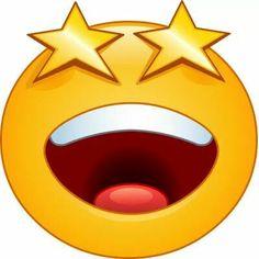 Emoticon Ilustraciones Stock, Vectores, Y Clipart – Ilustraciones Stock) Emoticon Feliz, Angel Emoticon, Happy Emoticon, Star Emoji, Emoticon Faces, Free Smiley Faces, Happy Smiley Face, Images Emoji, Stars