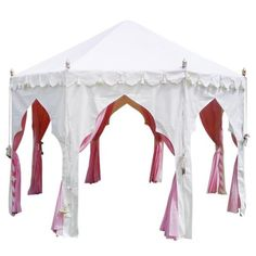zsazsasitlist: Pavilion Tent Company from Greenwich, CT details here: Octagonal Tent