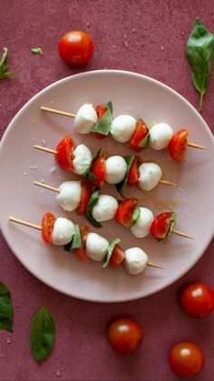 Fresco, Mozzarella, Healthy Snacks, Healthy Recipes, Wedding Appetizers, Night Snacks, Lose Body Fat, Caprese Salad, Weight Loss Tips