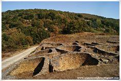 LUGO - (65 k) Castro de Santa Maria de Cervantes - 1.5 k from village of Sabadelle.