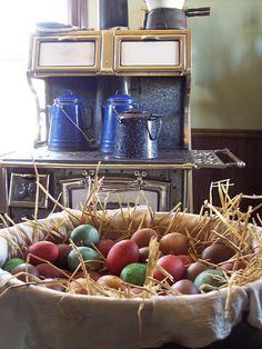 elegant easter eggs