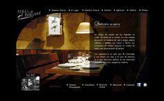 Sitio web para Sabores de Patagonia    pueden visitar el sitio en:  www.saboresdepatagonia.com
