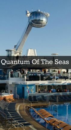 Our Take On Quantum Of The Seas - an inside look at all the unique features of the Quantum of the Seas ship. Including the NorthStar, the Two70, the solarium and tons of great dining options.