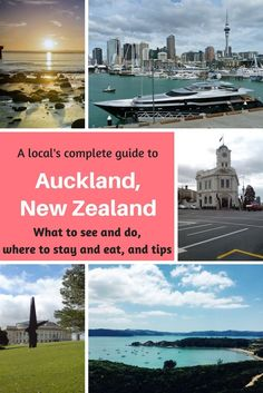 A local's travel guide to Auckland, New Zealand