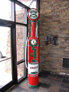 vintage gas pump | eBay