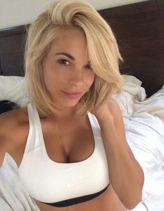 Carré blond : 30 photos absolument superbes ! - Coupe de cheveux