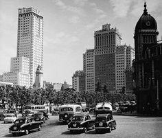 Plaza-de-España-1959.jpg (2487×2128)