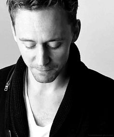 """I'm soft and cuddly on the inside…and on the outside too I hope."" - Tom Hiddleston."