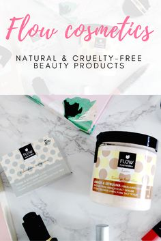 Review Flow Cosmetics, natural, handmade & crueltyfree beauty brand from Finland