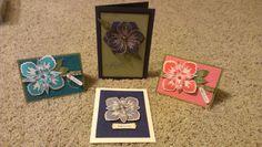 floral card assortmant