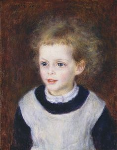 August Renoir: Marguerite-Thérèse (Margot) Bérard (1874–1956) (61.101.15) | Heilbrunn Timeline of Art History | The Metropolitan Museum of A...
