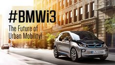 BMWi3 The Future of Urban Mobility  https://www.instagram.com/robert_sengers/
